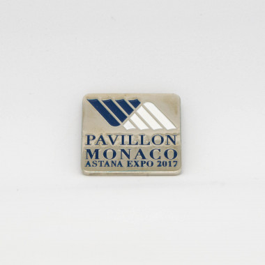 Pin's magnétique Pavillon...