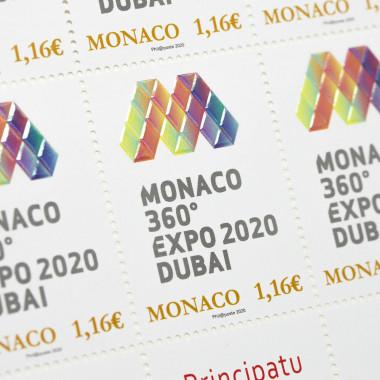 Coffret velour de timbres...