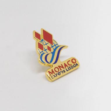 Pin's Monaco Pavilion EXPO...
