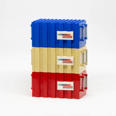 LEGO containers Monaco Expo...