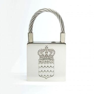"""Porte-clés cadenas """"Blason..."""