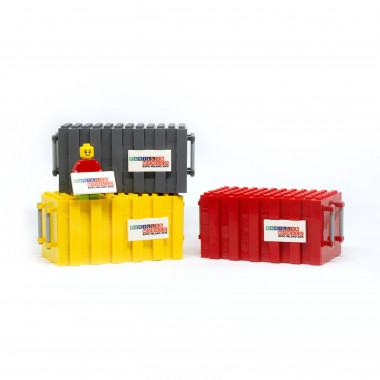 LEGO conteneurs Pavillon de...