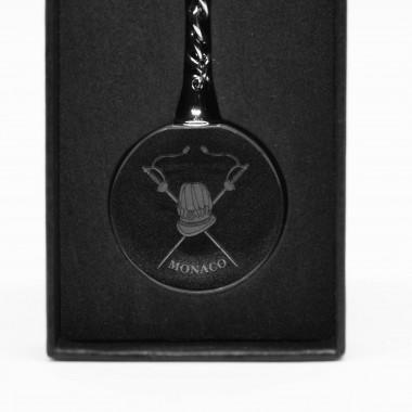 Key ring medallion...