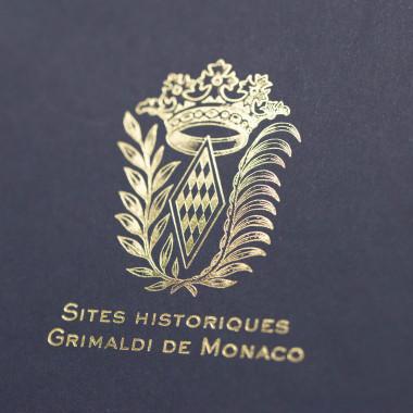 "Slim Tie ""Site historique..."