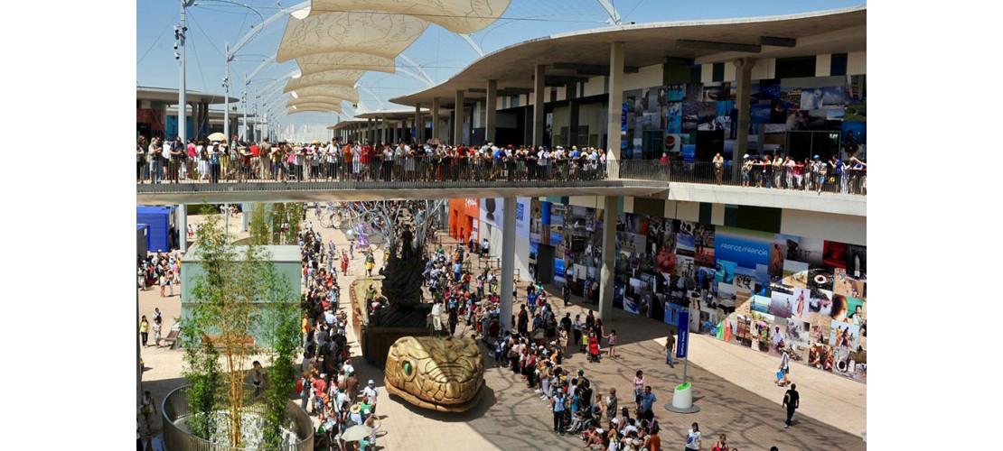 Expo 2008 Saragosse